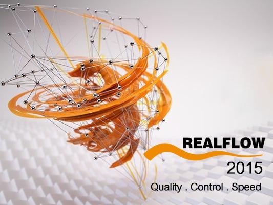 ویژگی های جدید نرم افزار ریل فلو ۲۰۱۵ – RealFlow 2015