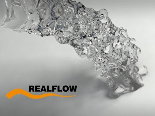 معرفی نرم افزار ریل فلو – RealFlow